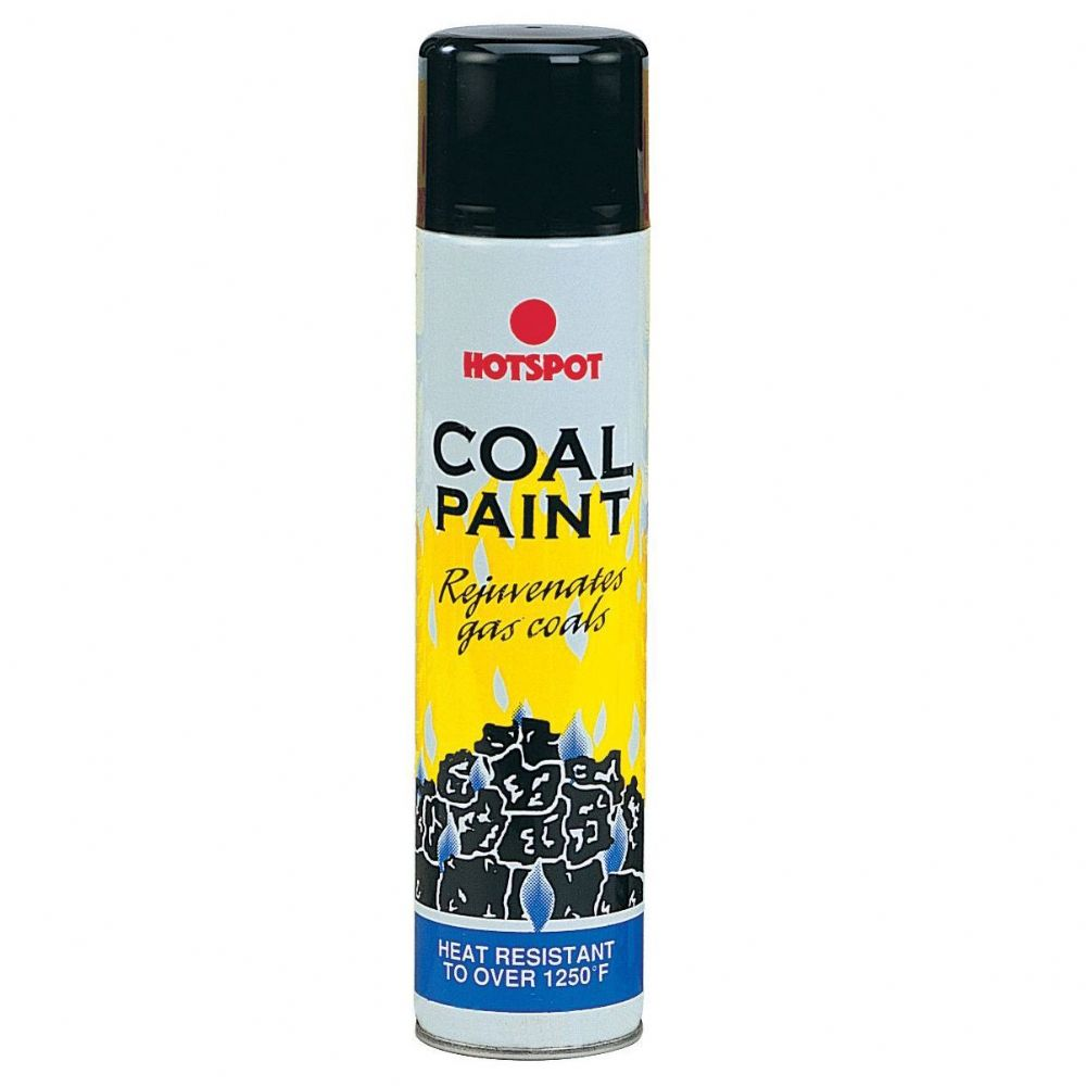 Hotspot Coal Paint 300ml